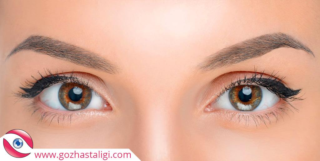akıllı lens, gözler, akıllı lens takılı göz, göze akıllı lens takma, akıllı lensler, akıllı lens 2020,