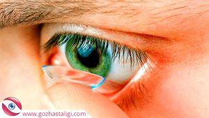 akıllı lens zararları, akıllı lens, akıllı lens takma,
