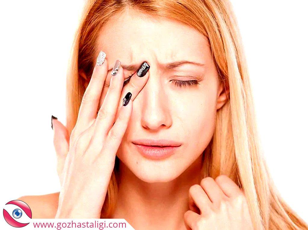 göz kapağı iltihabı, göz kapağı kisti, göz kapağı iltihabına ne iyi gelir,